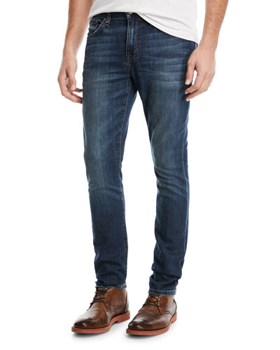 Slim-Straight Denim Jeans, Yates