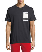 Minimalist Cubes Cotton T-Shirt