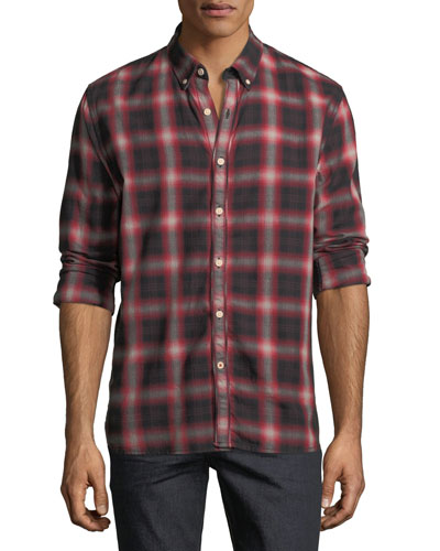 Piper Plaid Sport Shirt