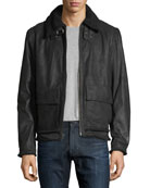 Lauda Leather Jacket