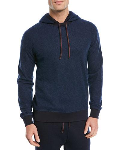 Cashmere Hoodie Sweatshirt