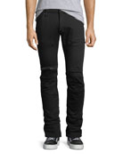 5620 Slim Zip-Knee Jeans