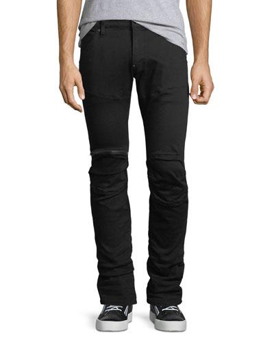 5620 Slim Zip-Knee Jeans