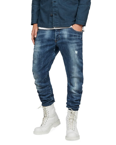 Arc 3D Slim-Straight Jeans