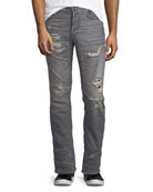 G-Star Re D-Staq Distressed Tapered Jeans