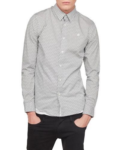 Core Chevron Sport Shirt