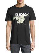 Thilea RAW T-Shirt, Black