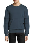Rackam Paneled Sweatshirt