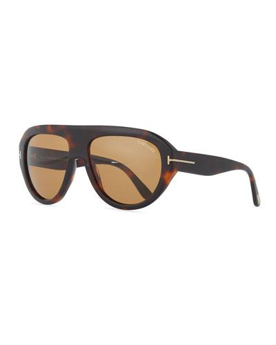 Felix Acetate Aviator Sunglasses