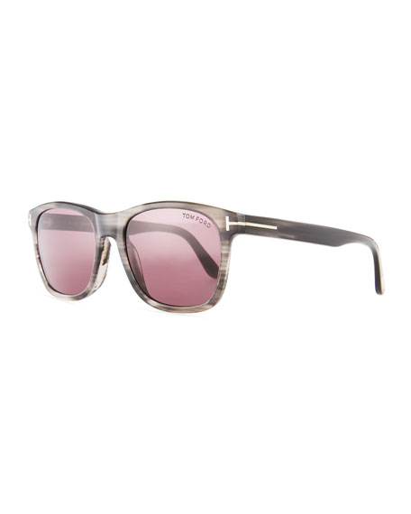 TOM FORD Eric Ombre Acetate Sunglasses