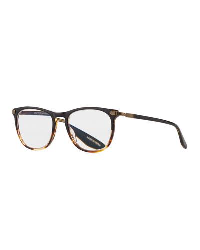 Barton Perreira Opticals MEN'S LAUTNER TWO-TONE ACETATE READING GLASSES-2.0