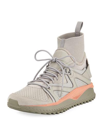 x Han Kjobenhavn Tusgi Kori Sock Sneaker, Gray