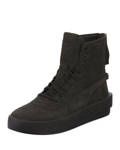 XO High-Top Sneaker