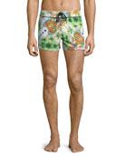 Miami Short Swim Trunks