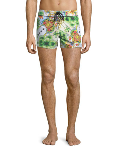 Miami Short Swim Trunks