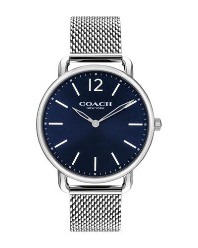 40mm Delancey Slim Bracelet Watch, Silver