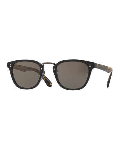 Lerner 30th Anniversary Sunglasses, Black