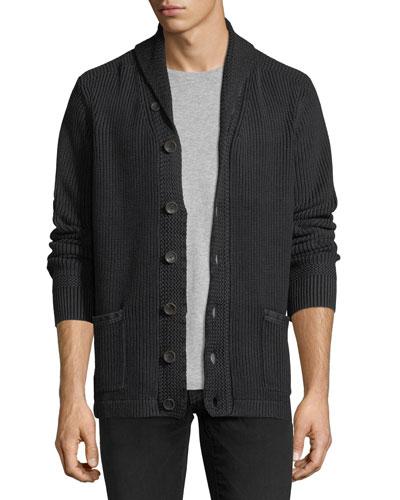 Shawl Collar Cashmere Cardigan | Neiman Marcus
