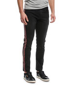 Men's Brixton Denny Slim-Straight Jeans