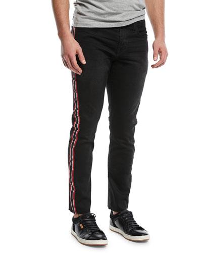 Men's Brixton Denny Slim-Straight Jeans