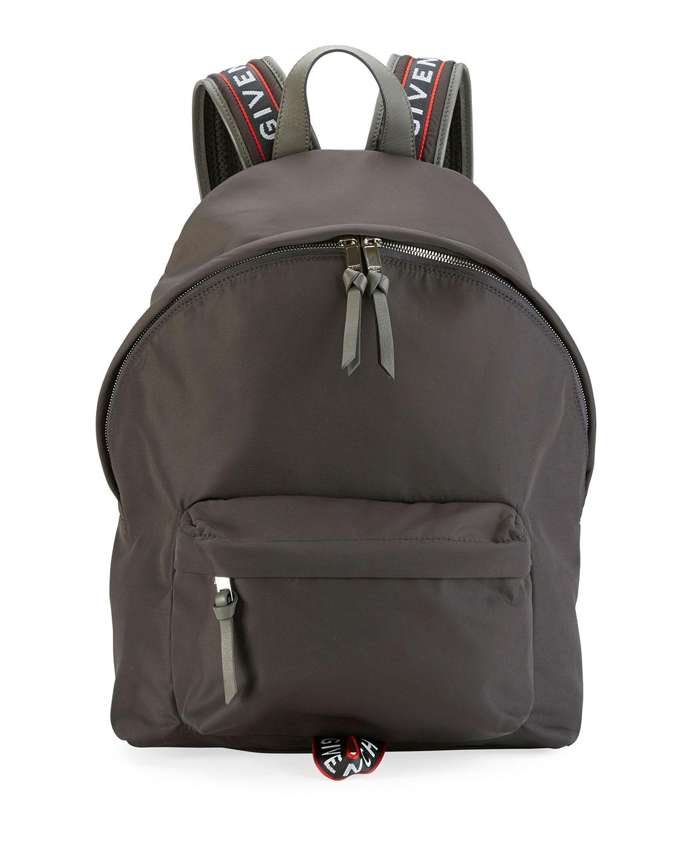 Urban Logo Hike-Strap Backpack