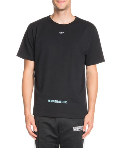 Temperature Short-Sleeve T-Shirt