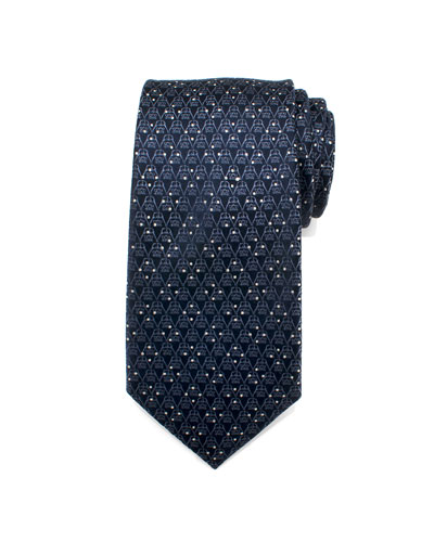 Star Wars Darth Vader Jacquard Silk Tie