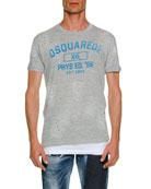 Phys Ed Eyelet T-Shirt