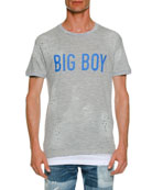 Big Boy Eyelet T-Shirt