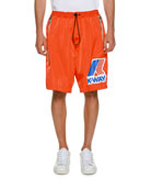 K-Way Draw-Cord Shorts