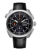 Air Defender Chronograph Watch, Black