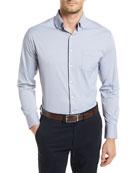 Bernie Woven Long-Sleeve Shirt