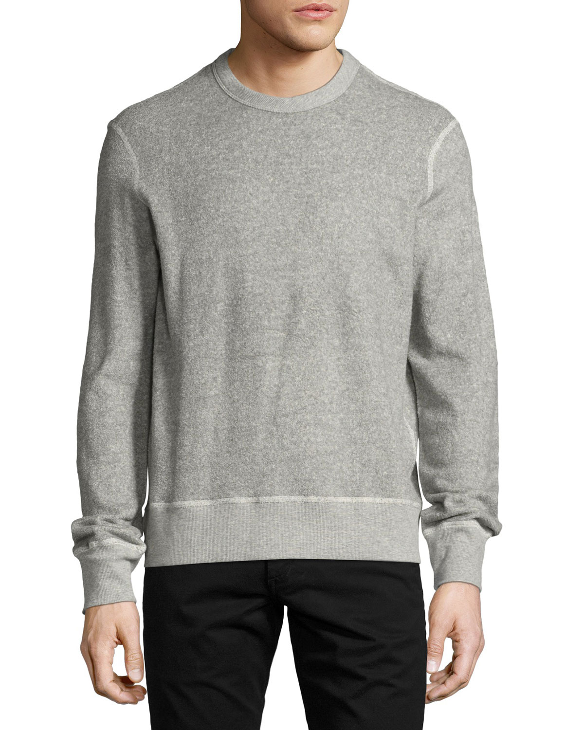 Toweling Sweatshirt