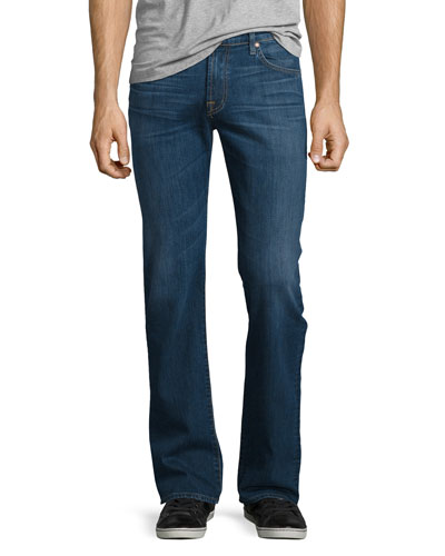 FoolProof Straight-Leg Denim Jeans, Flashback
