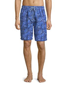 Tabby Shells Swim Trunks