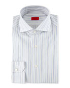 Multi-Stripe Dress Shirt