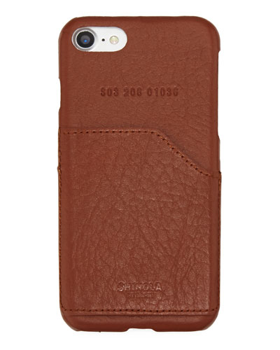 Leather-Wrapped iPhone® 7 Case