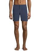 Aruba Modern-Fit Swim Shorts