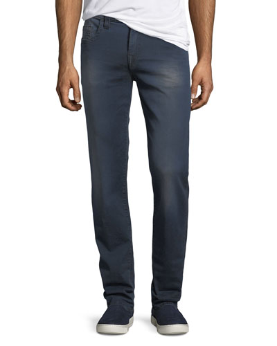 Geno Flap-Pocket Slim-Straight Jeans