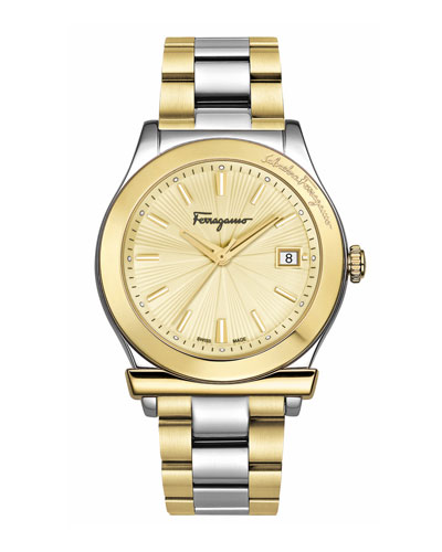 40mm 1898 Two-Tone Bracelet Watch