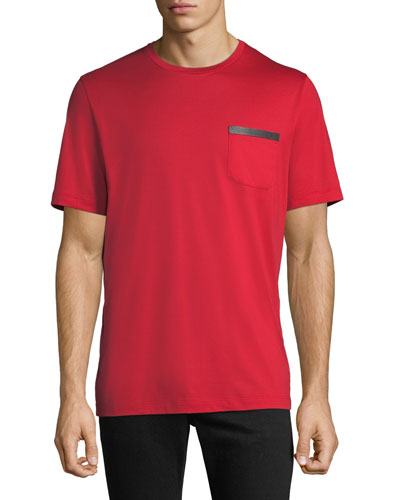 Men's Cotton Sateen T-Shirt
