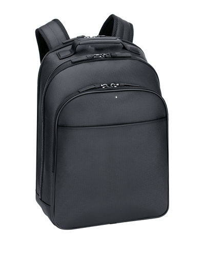 Extreme Textured-Leather Backpack