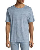Owen Over-Dyed Linen T-Shirt