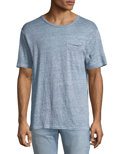Owen Over-Dyed Linen T-Shirt