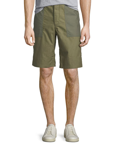 Two-Tone Field Shorts