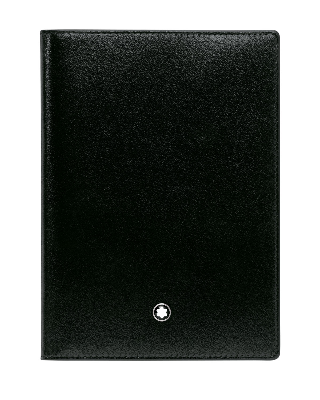 Meisterstuck Leather Passport Holder