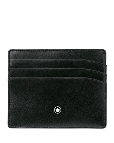 Montblanc Meisterstück Pocket Leather Classic Card Holder
