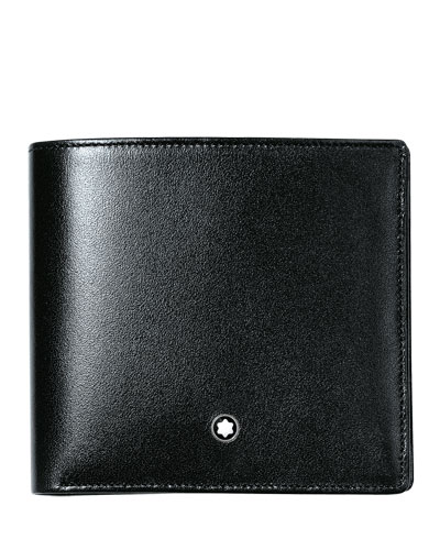 Meisterstuck Leather Bifold Wallet