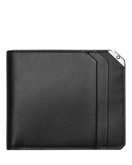 Montblanc Urban Spirit Leather Bifold Wallet