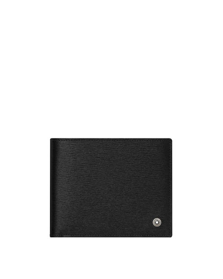 Montblanc 4810 Westside Leather Bifold Wallet, Black